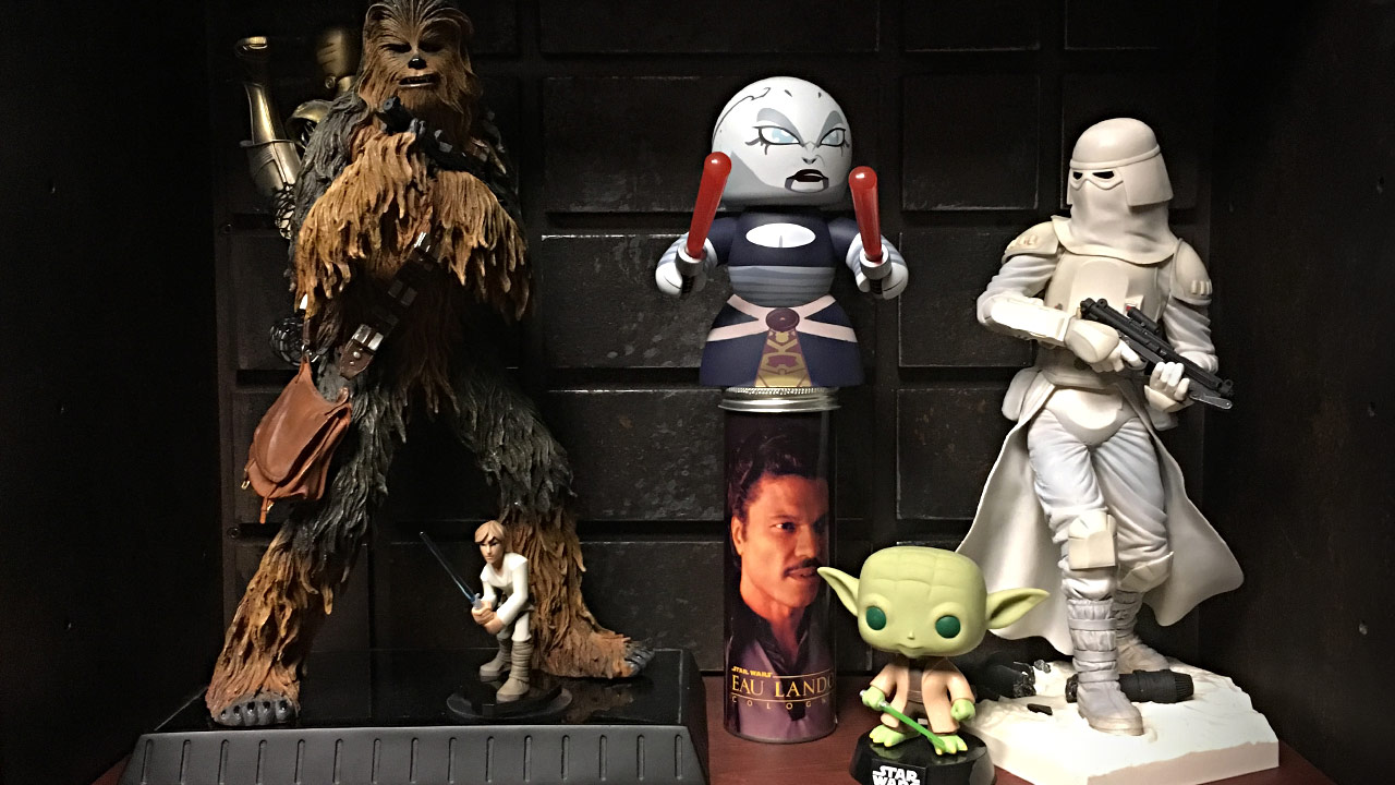Collecting Star Wars