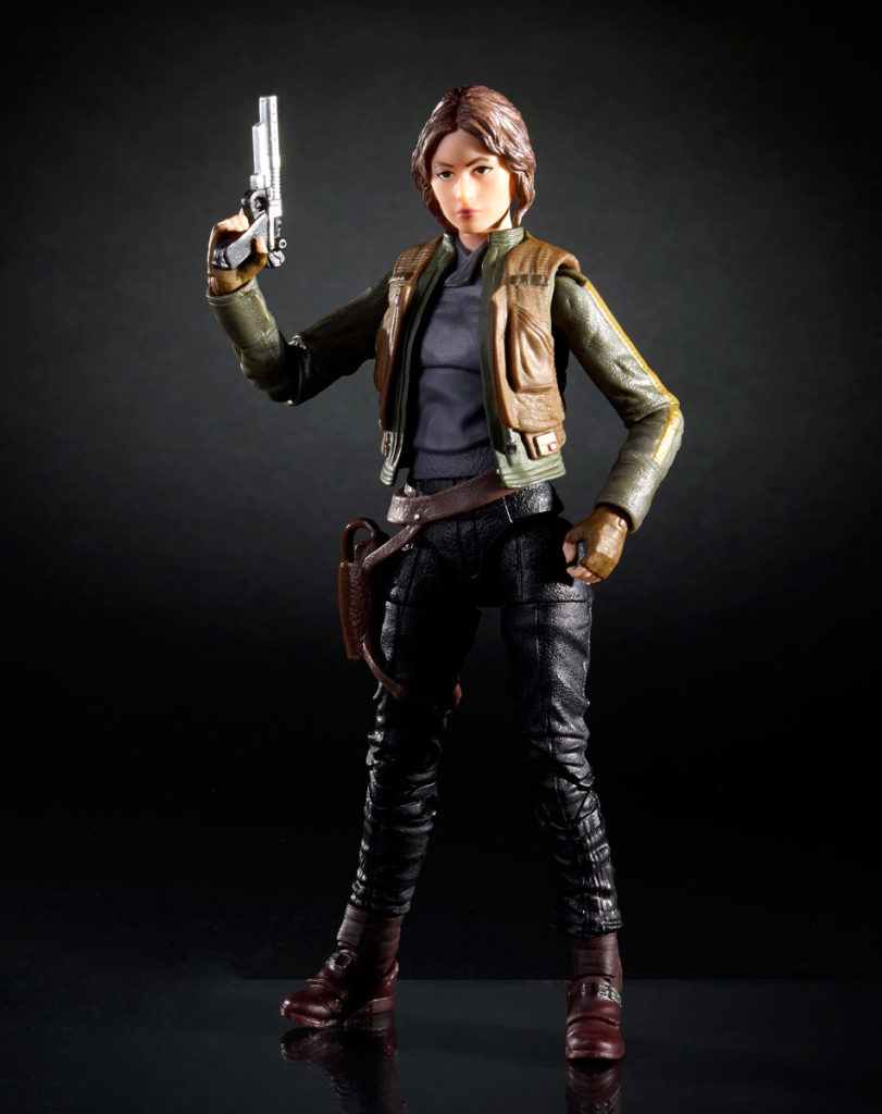 Jyn Erso Black Series Figure