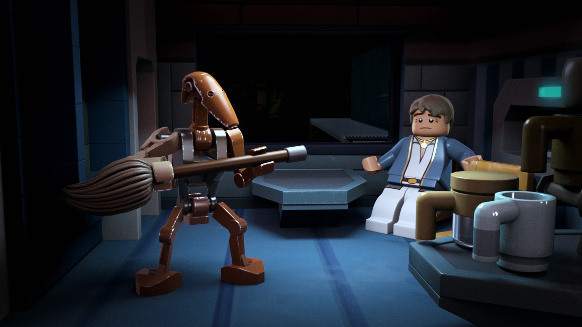 The Building Blocks Of Lego Star Wars The Freemaker Adventures