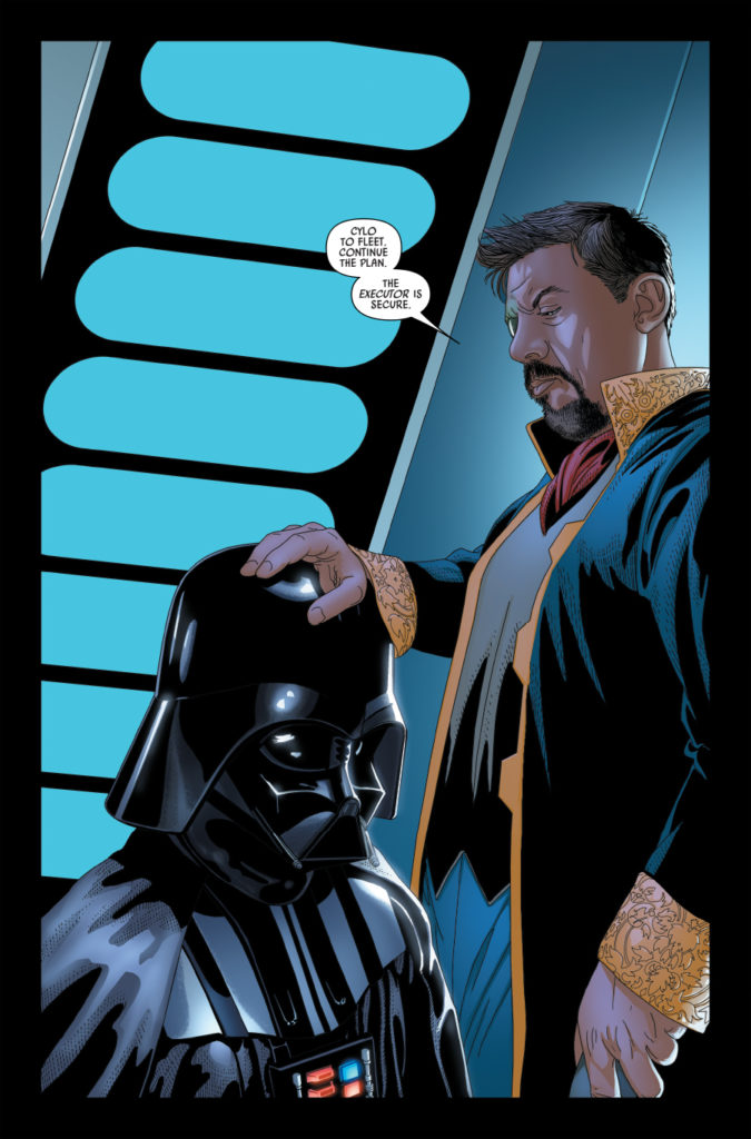 Comic Book Galaxy: The Greatest Hits of Marvel's Darth ...
