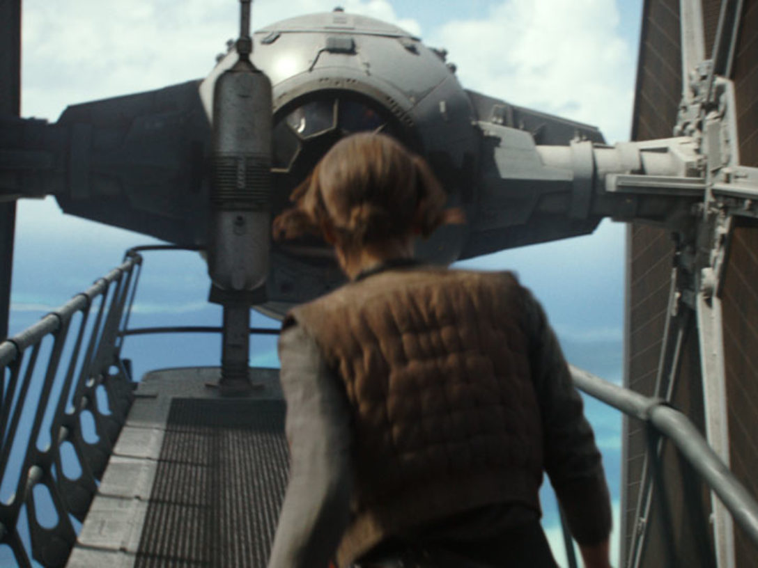 Rogue One - TIE fighter