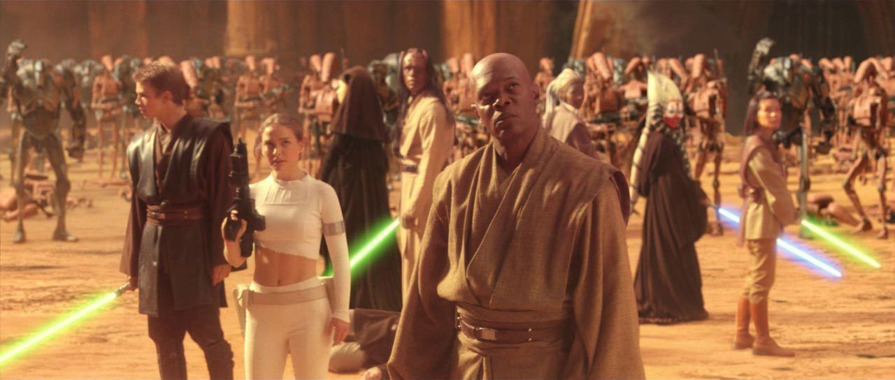 The Playlist Mace Windu Starwarscom