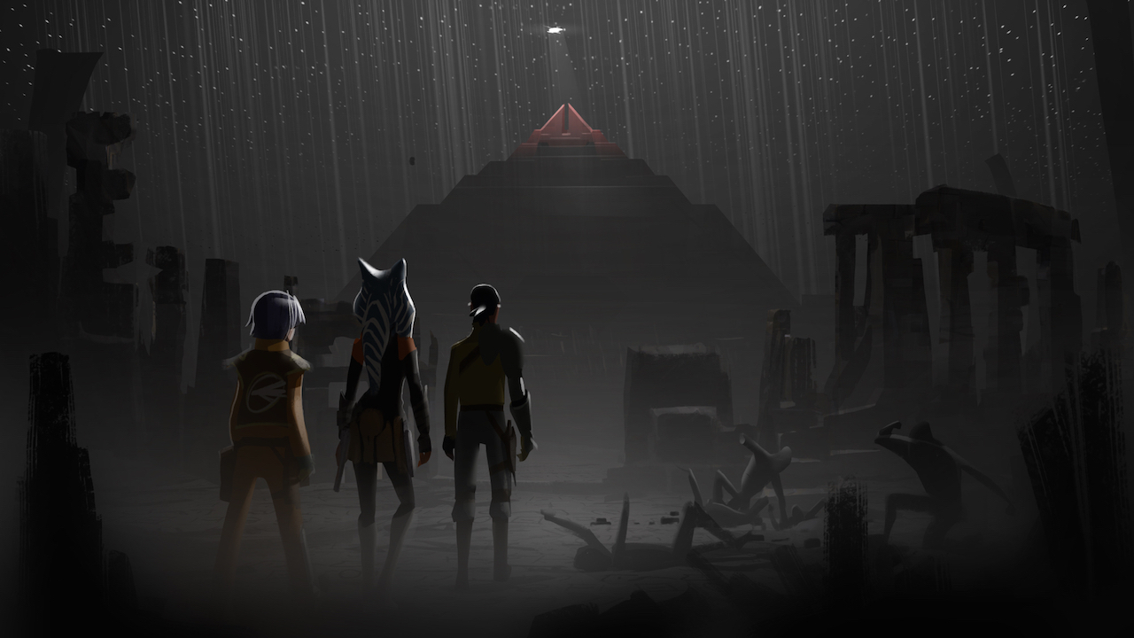 Fates Fulfilled Dave Filoni Reflects On Star Wars Rebels Season Two Part 2 Starwars Com