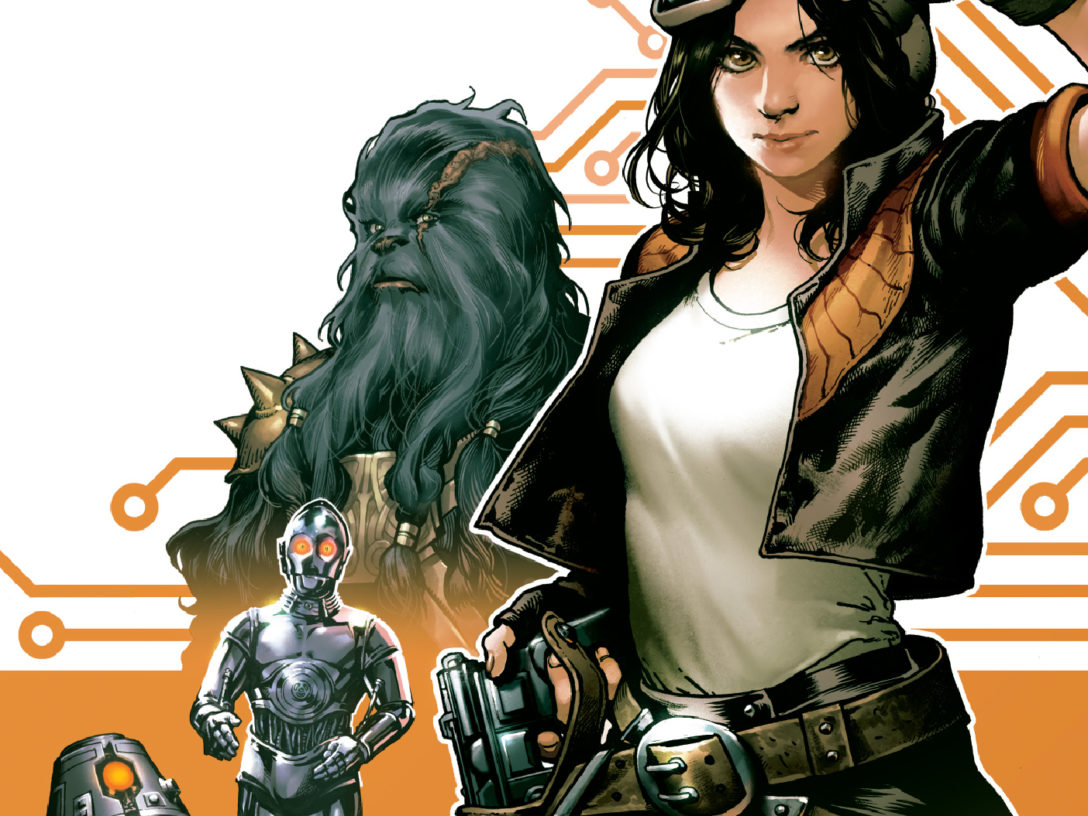 Doctor Aphra #1 cover