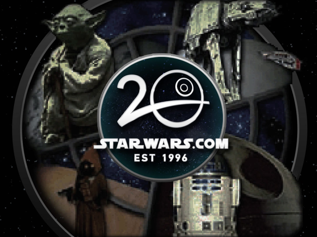 StarWars.com 20th Anniversary