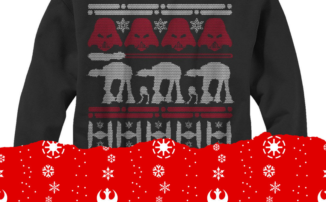 Star Wars Christmas Sweater by Fifth Sun