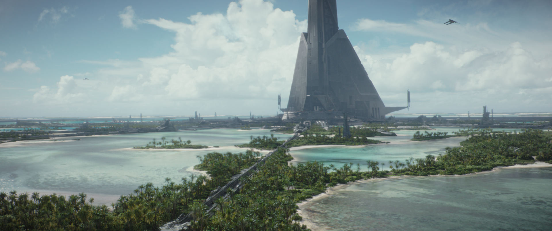 Where In The Galaxy Are The Worlds Of Rogue One Starwars Com