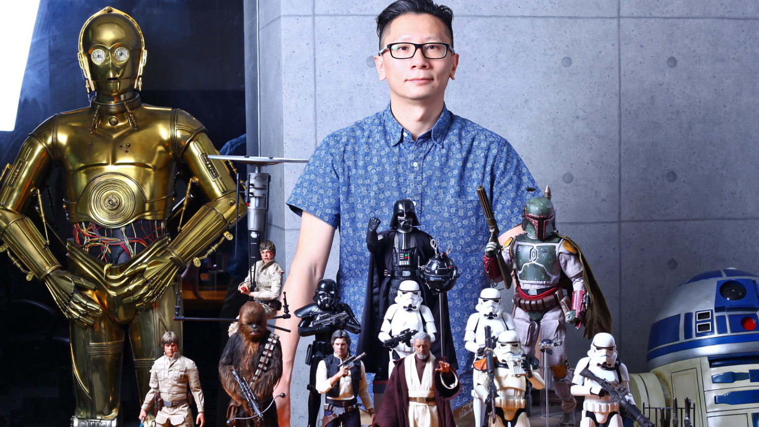 Hot Toys Feels The Force An Interview With Founder And Ceo Howard
