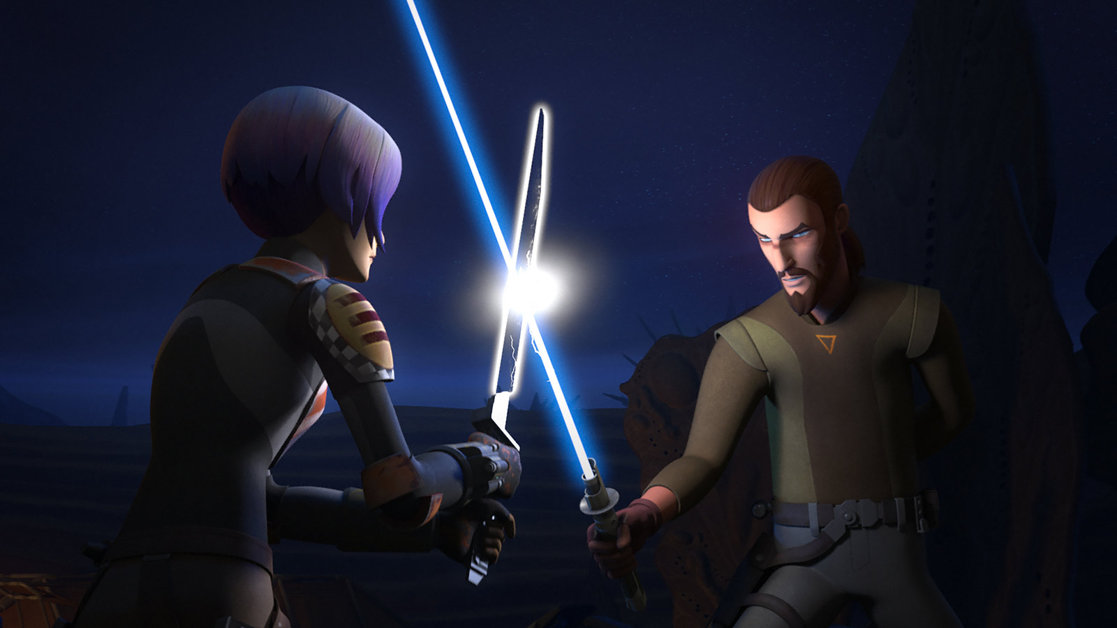 """Ranking Rebels: 10 Highlights from """"Trials of the Darksaber""""   StarWars.com"""
