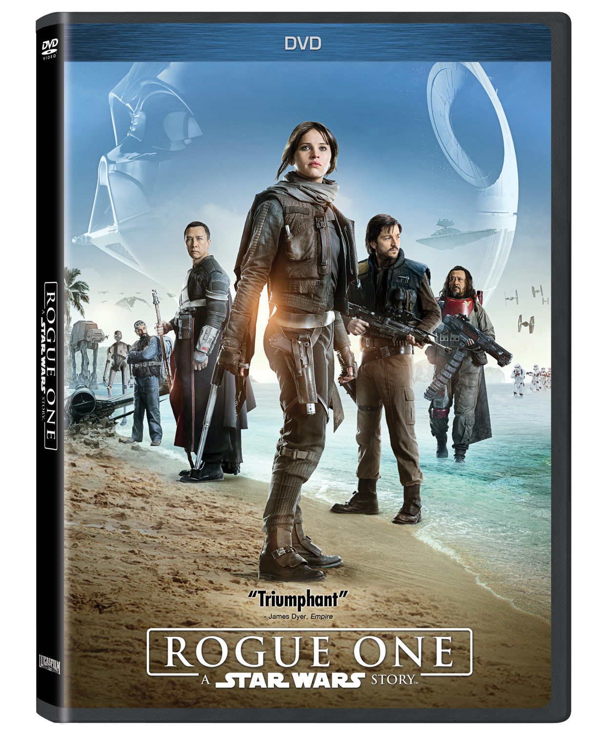 The Mission Comes Home: Rogue One: A Star Wars Story Arrives
