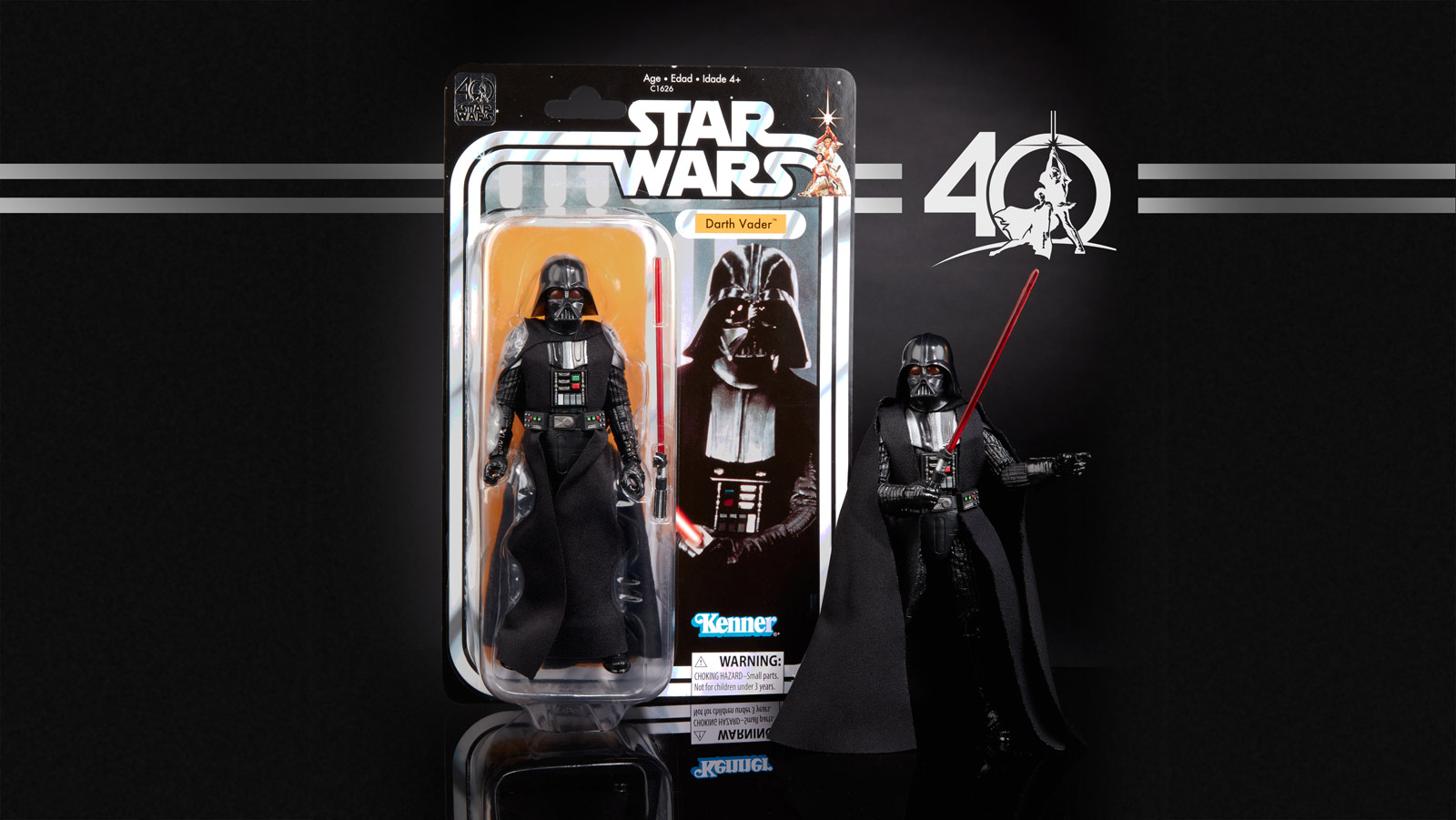 inside hasbro 39 s awesome 40th anniversary star wars black series figures. Black Bedroom Furniture Sets. Home Design Ideas