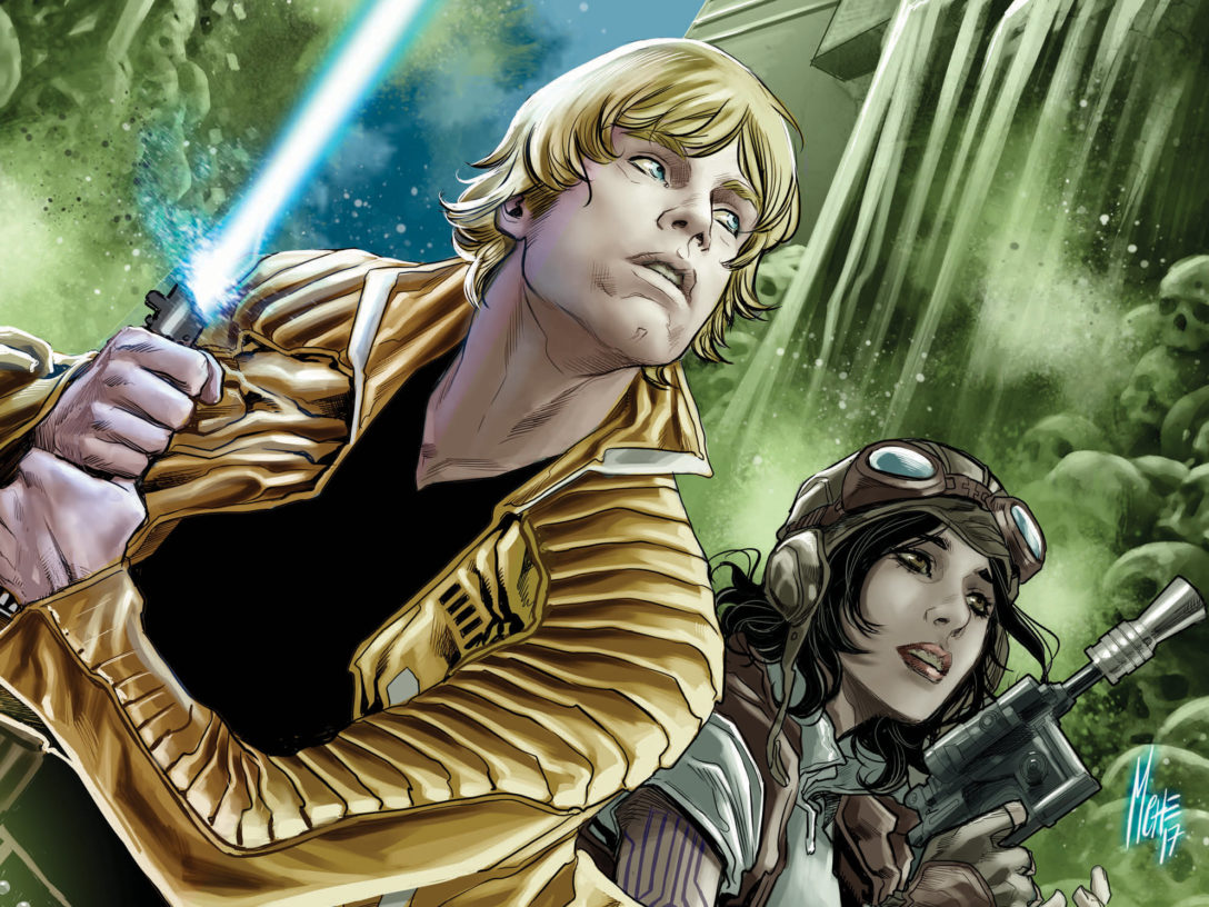 LINE Webtoon's Digital Star Wars Comic Arrives | StarWars com
