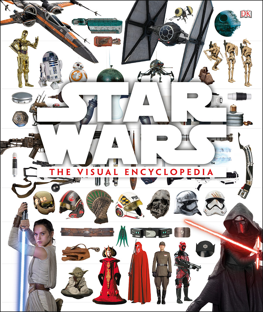 7 Things You Didn\'t Know About Star Wars: The Visual Encyclopedia ...