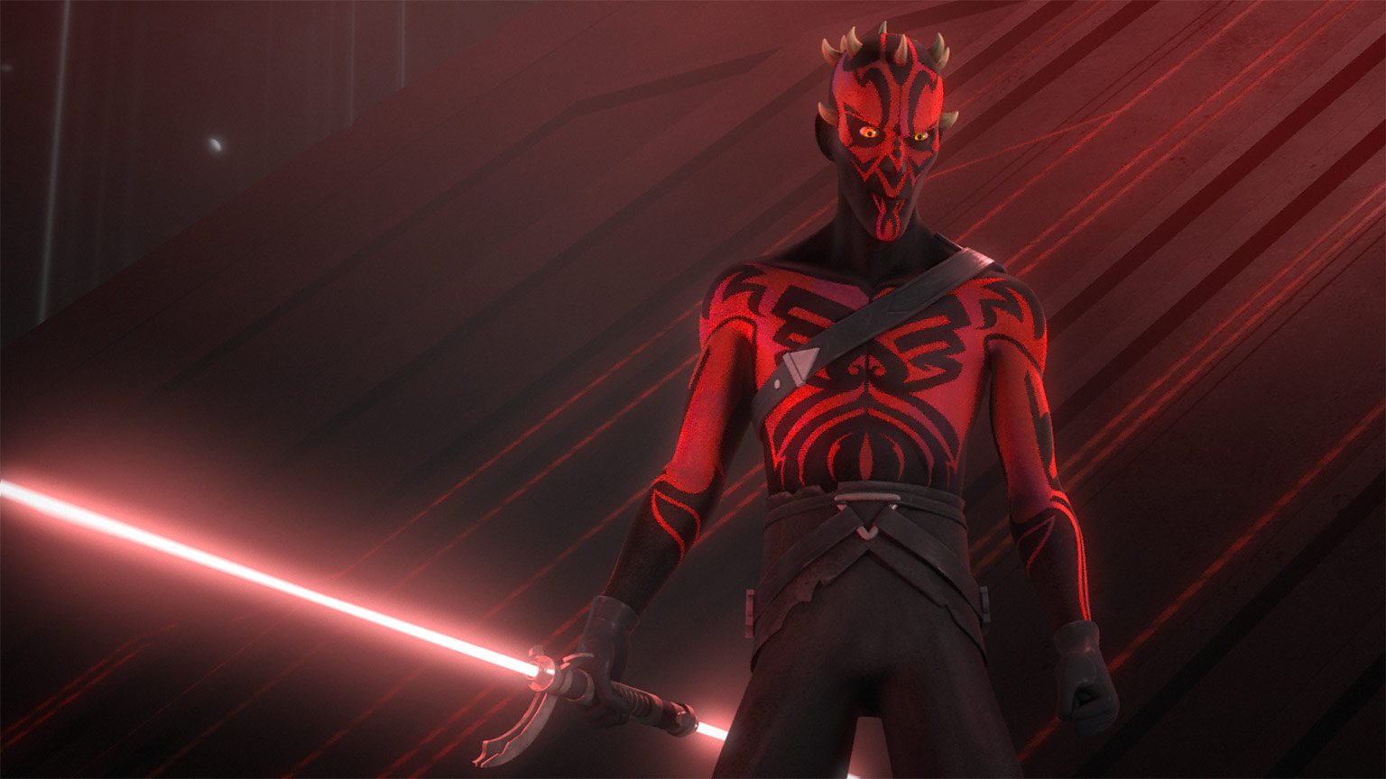 """""""It Was Our Responsibility to Make a Character with Intellect and a Heart"""": Sam Witwer on the Rise and Fall of Darth Maul"""