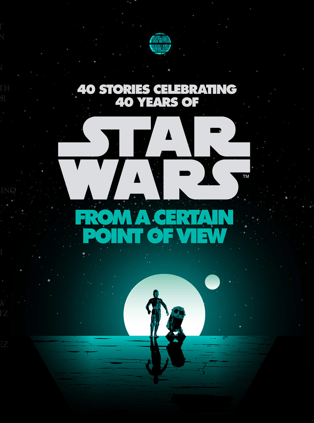 From a Certain Point of View Anthology Book Celebrates 40 Years of A Galaxy Far, Far Away
