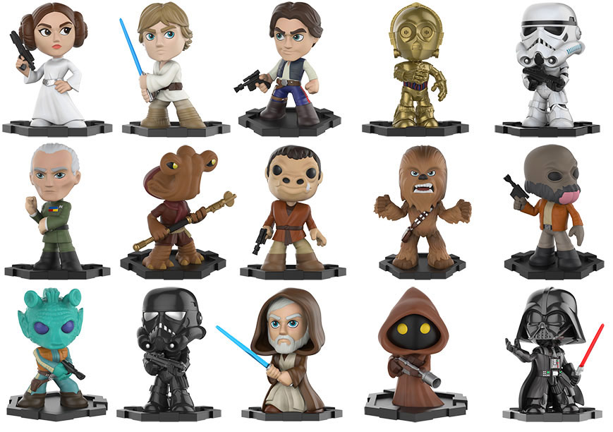 Blind Box Galaxy Get A First Look At Funko S Star Wars
