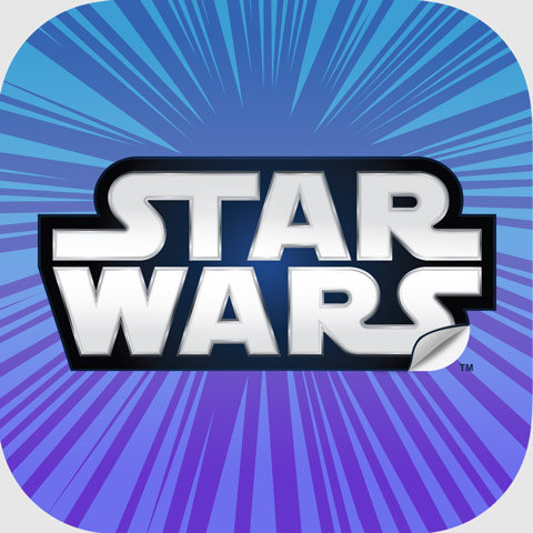 Star Wars Stickers: 40th Anniversary Now Available in the App Store