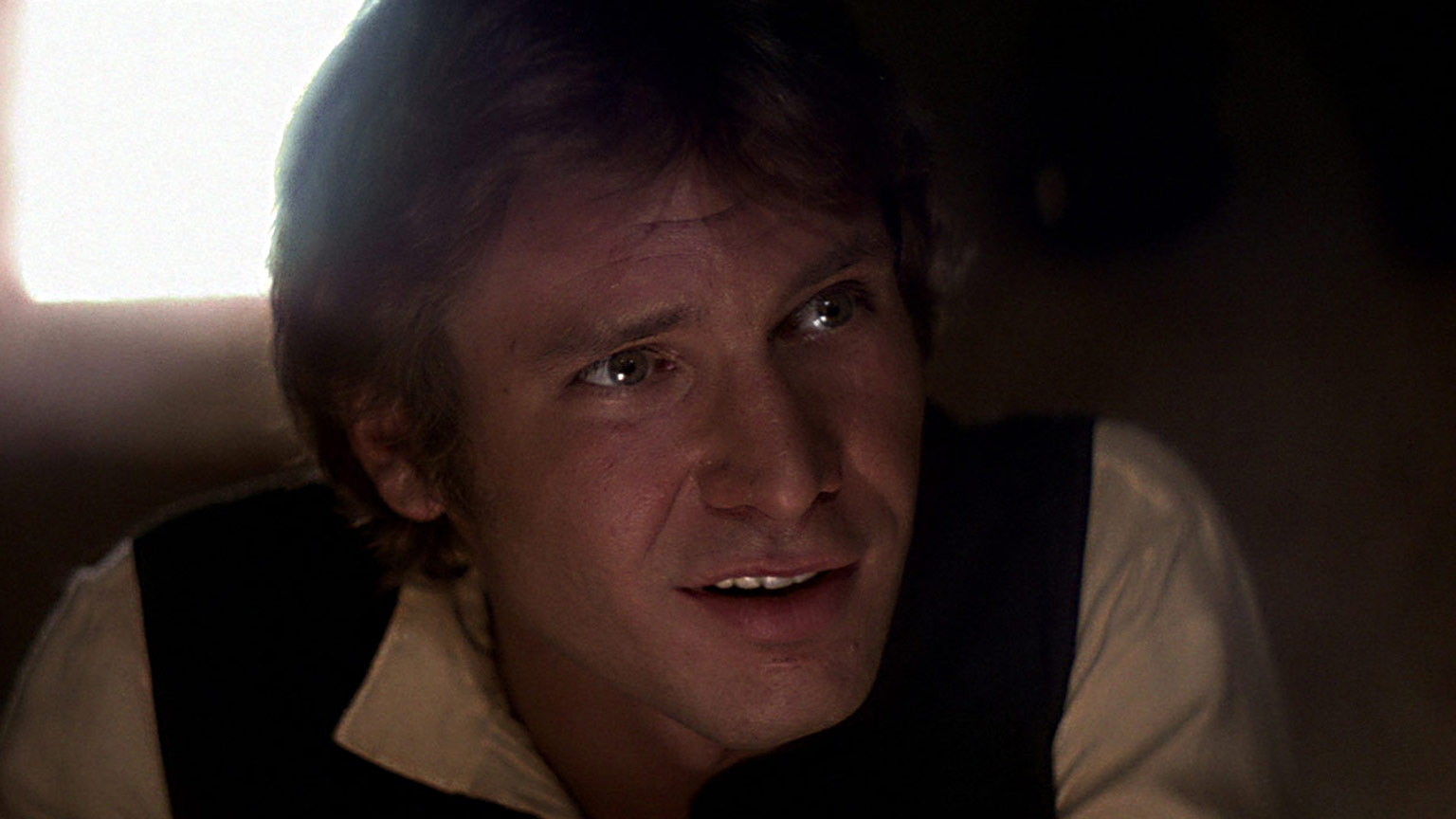 Han Solo in the cantina.