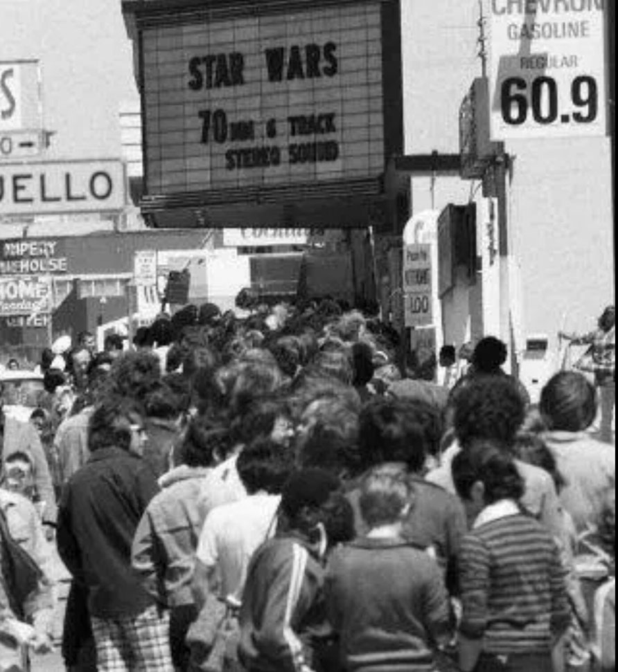 memories of seeing star wars in 1977 starwars com