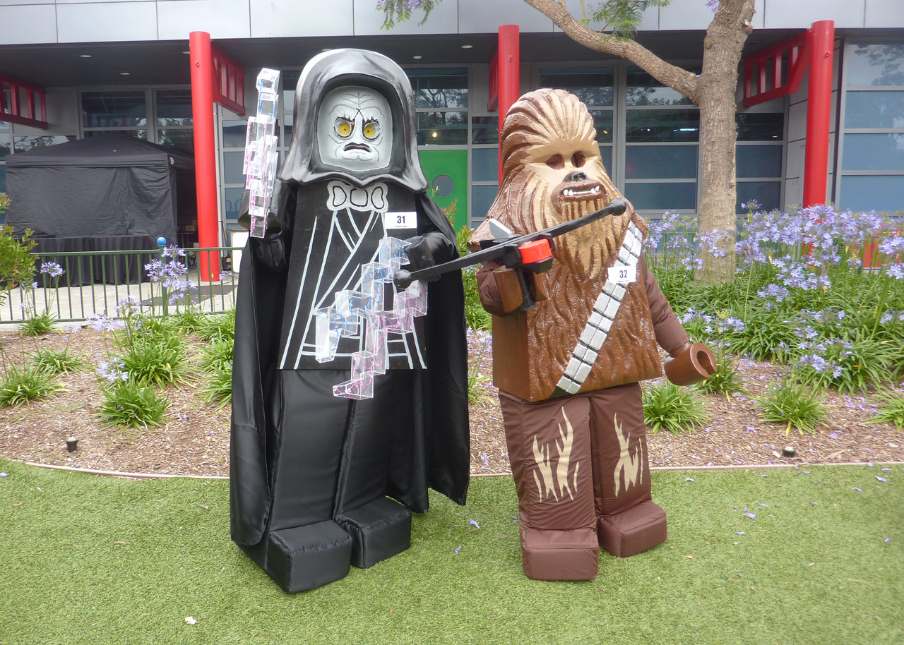 5 Highlights From Legoland Californias Lego Star Wars Days 2017