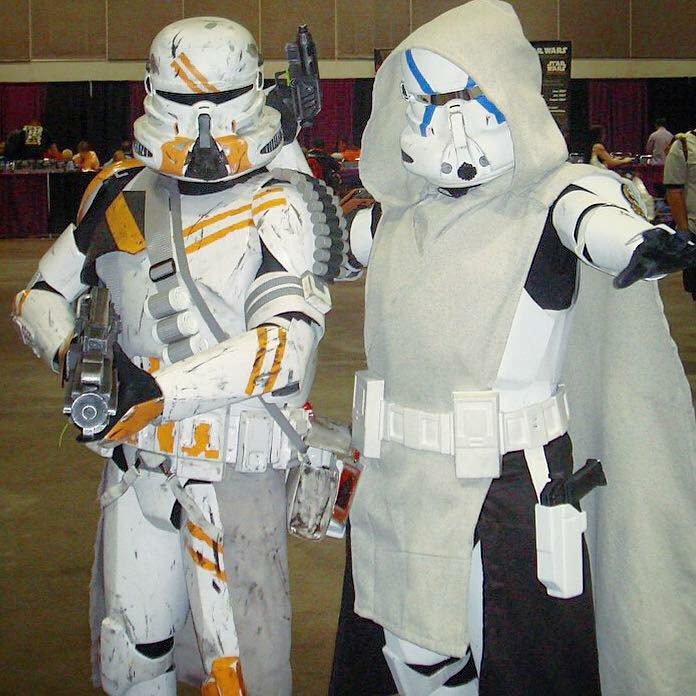 Galactic Costuming One Fan S Journey In The 501st Legion Starwars Com
