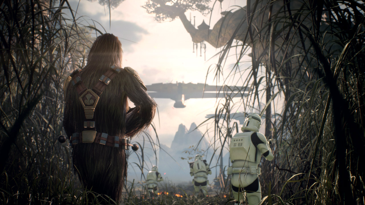 Star Wars Battlefront II Will Be Released On November 17 2017