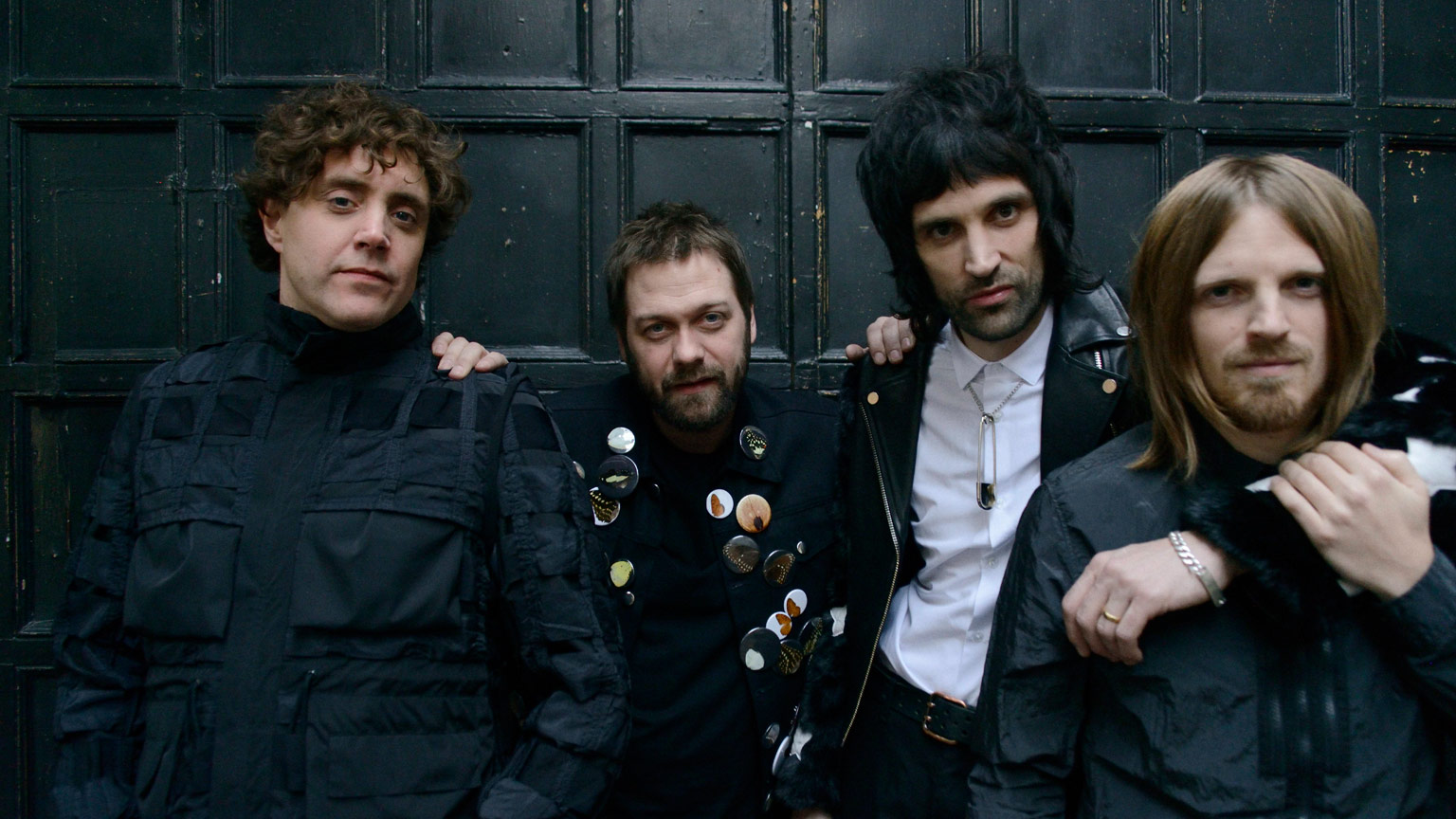 Rock and Roll Jedi: An Interview with Kasabian's Tom Meighan