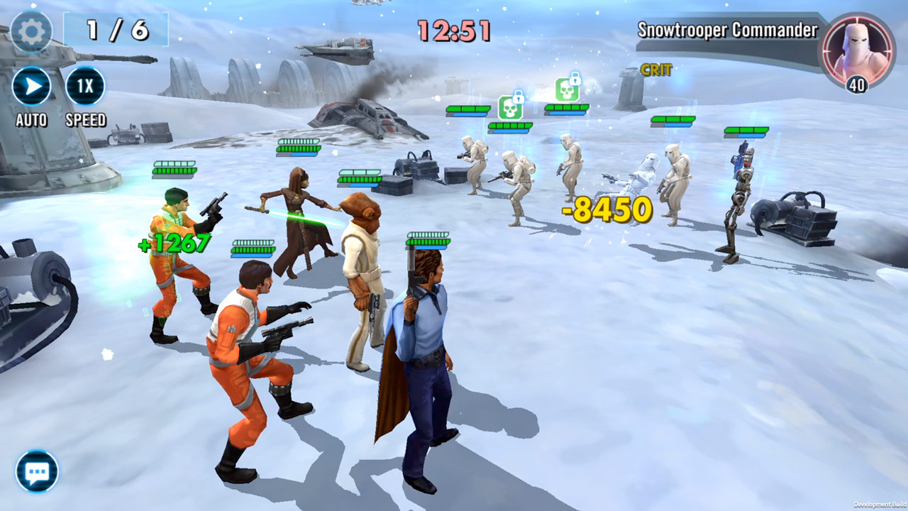 Star Wars Galaxy of Heroes telecharger gratuit sans verification humaine