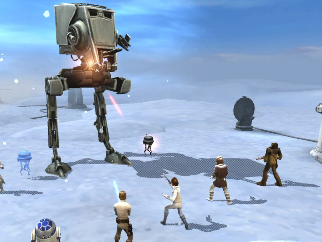 5 Tips for Conquering the Star Wars: Galaxy of Heroes Grand