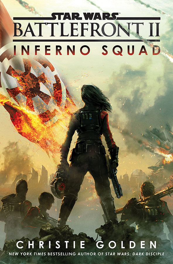 Cover of Battlefront II: Inferno Squad