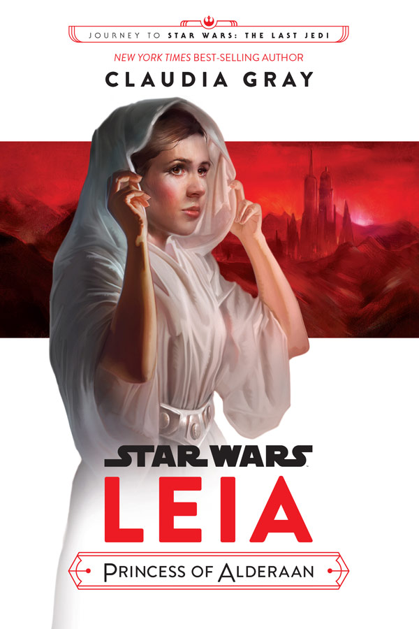 Cover of Star Wars: Leia, Princess of Alderaan