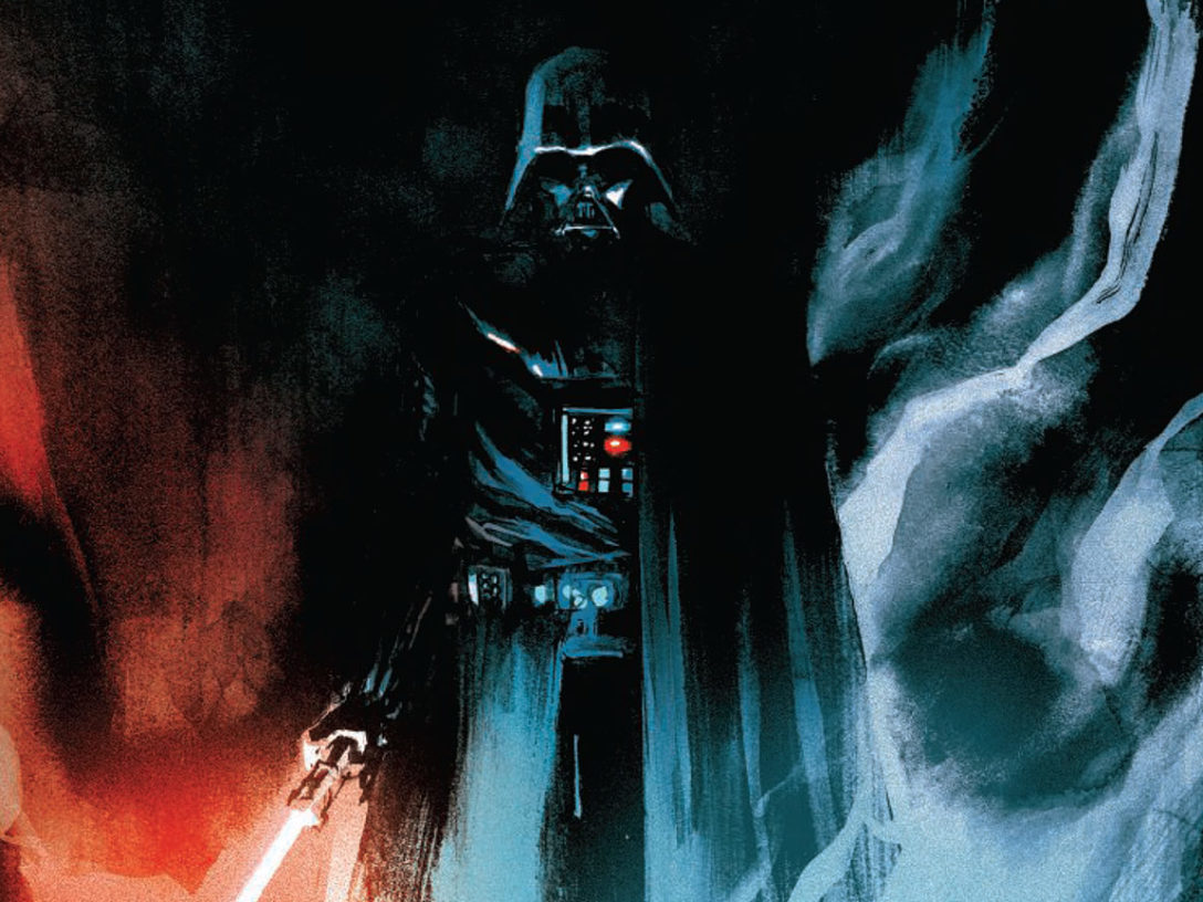 In Marvel S New Darth Vader Series We Will See The Sith Lord S Rise The Construction Of His Lightsaber And More Starwars Com