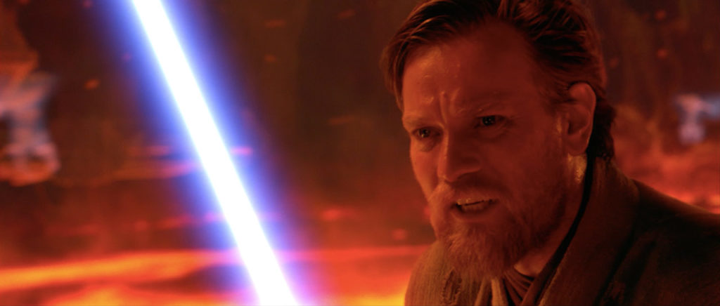 Obi-Wan Kenboi in Revenge of the Sith