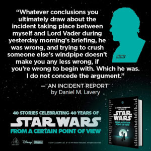 An excerpt from From a Certain Point of View.