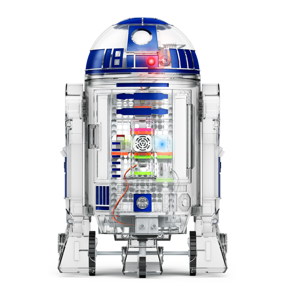 The Story Of Littlebits Droid Inventor Kit Fun Way For Kids To Build Circuits And Make Things They Provides A Little More Guidance Than Sets That Have Come Before It With Clear Guide Creating Your Own Artoo