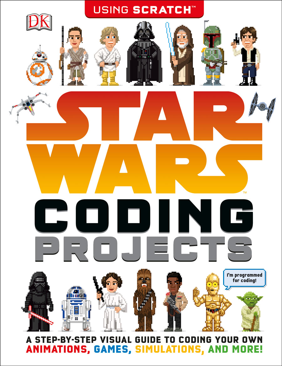 Take Your First Programming Steps with Star Wars Coding