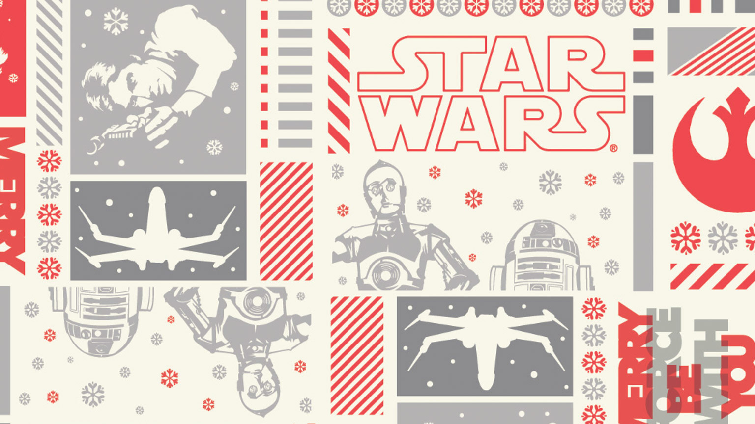 Image result for star wars christmas merchandise