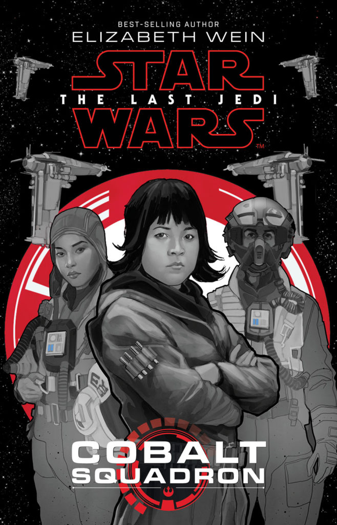 Cover of Star Wars: Cobalt Squadron