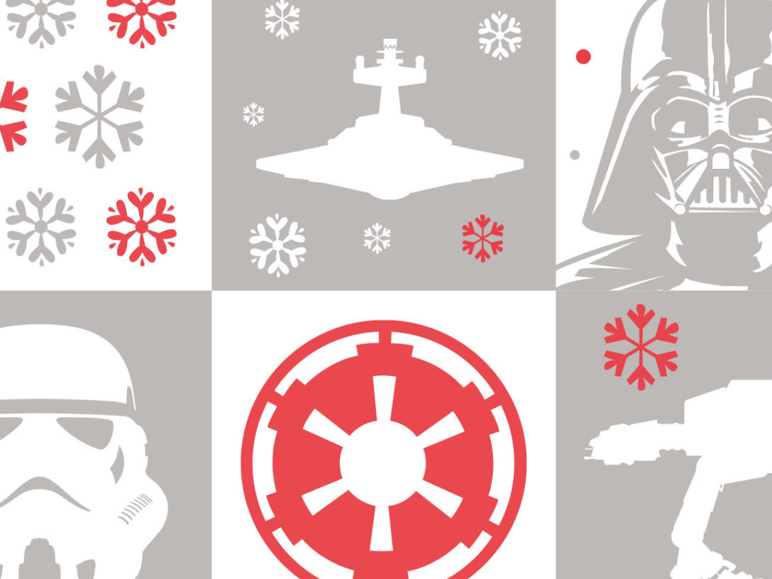 this is how sportsnation does a star wars christmas - Starwars Christmas