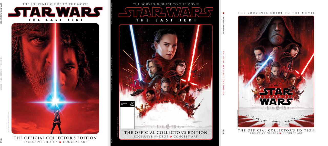 the last jedi expanded edition (star wars)
