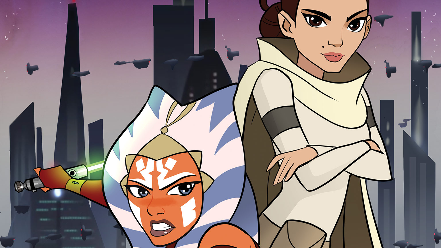 Powerful ahsoka fanfiction