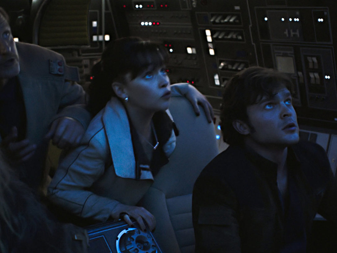 Quiz: Which Member of the Solo: A Star Wars Story Crew Are