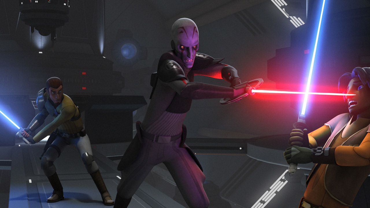 Inquisitor from Rebels