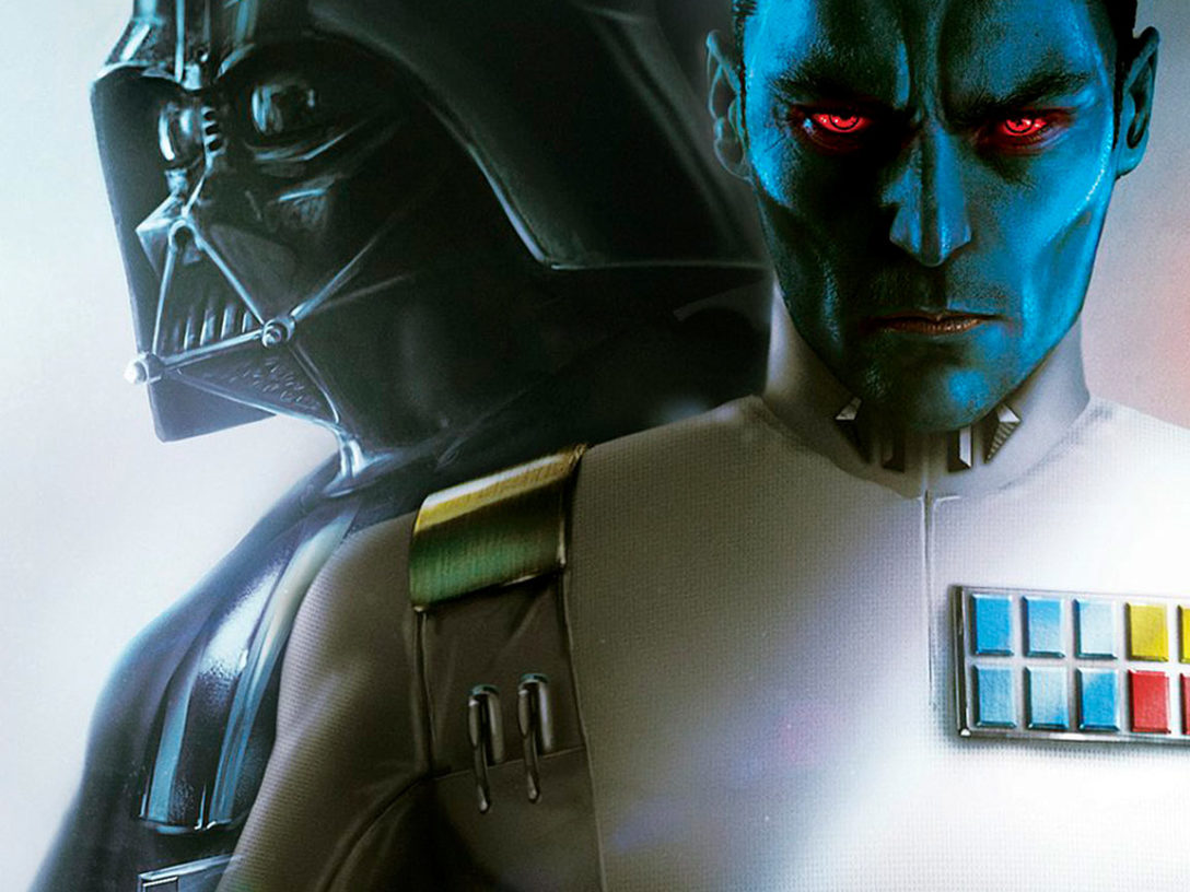Padmé is on a Mission in Thrawn: Alliances - Excerpt