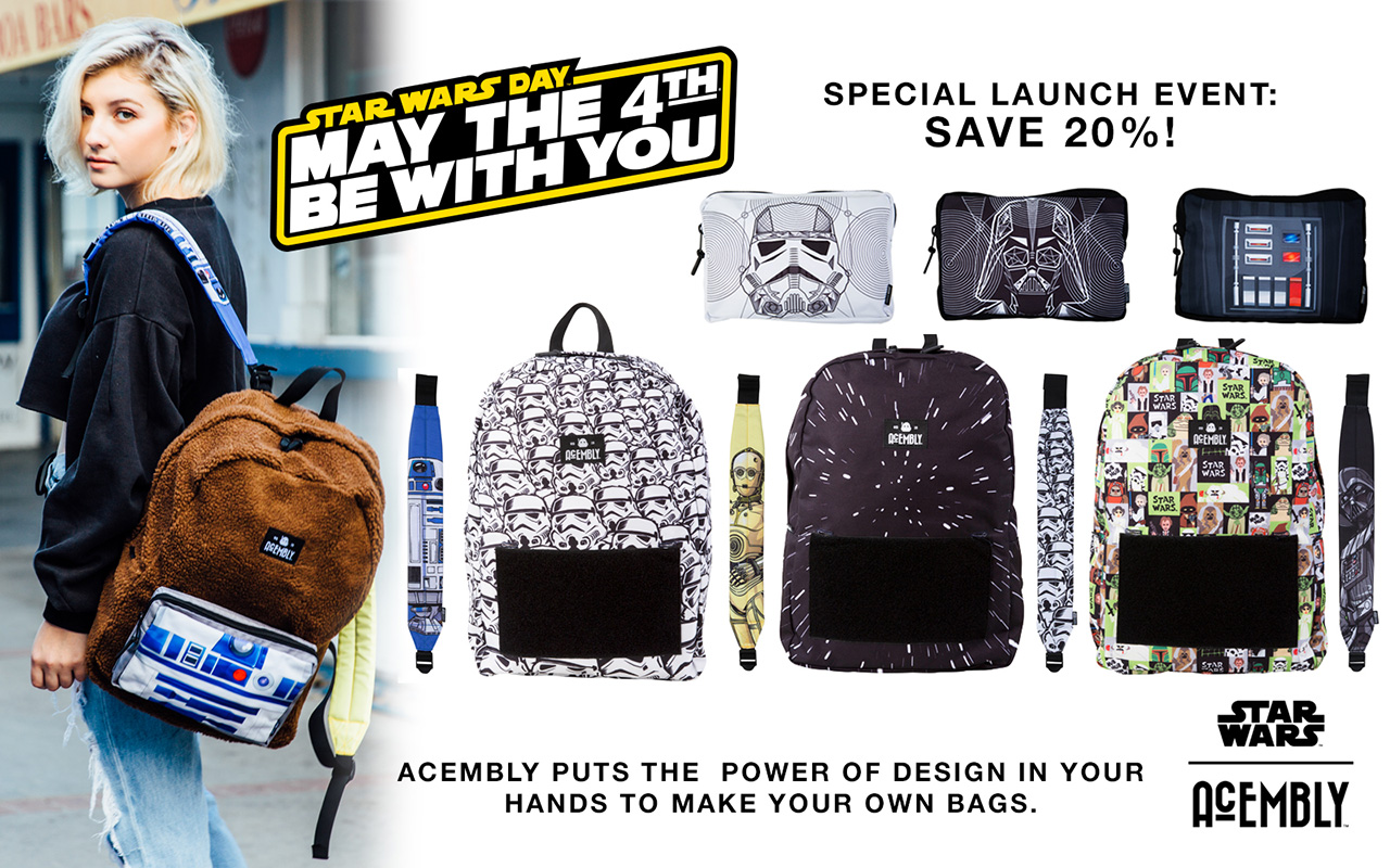 c499c0eae It s also a great time to save on May the 4th deals! Breathe. Just breathe.  And check out StarWars.com s guide to some of our favorite Star Wars Day  sales ...