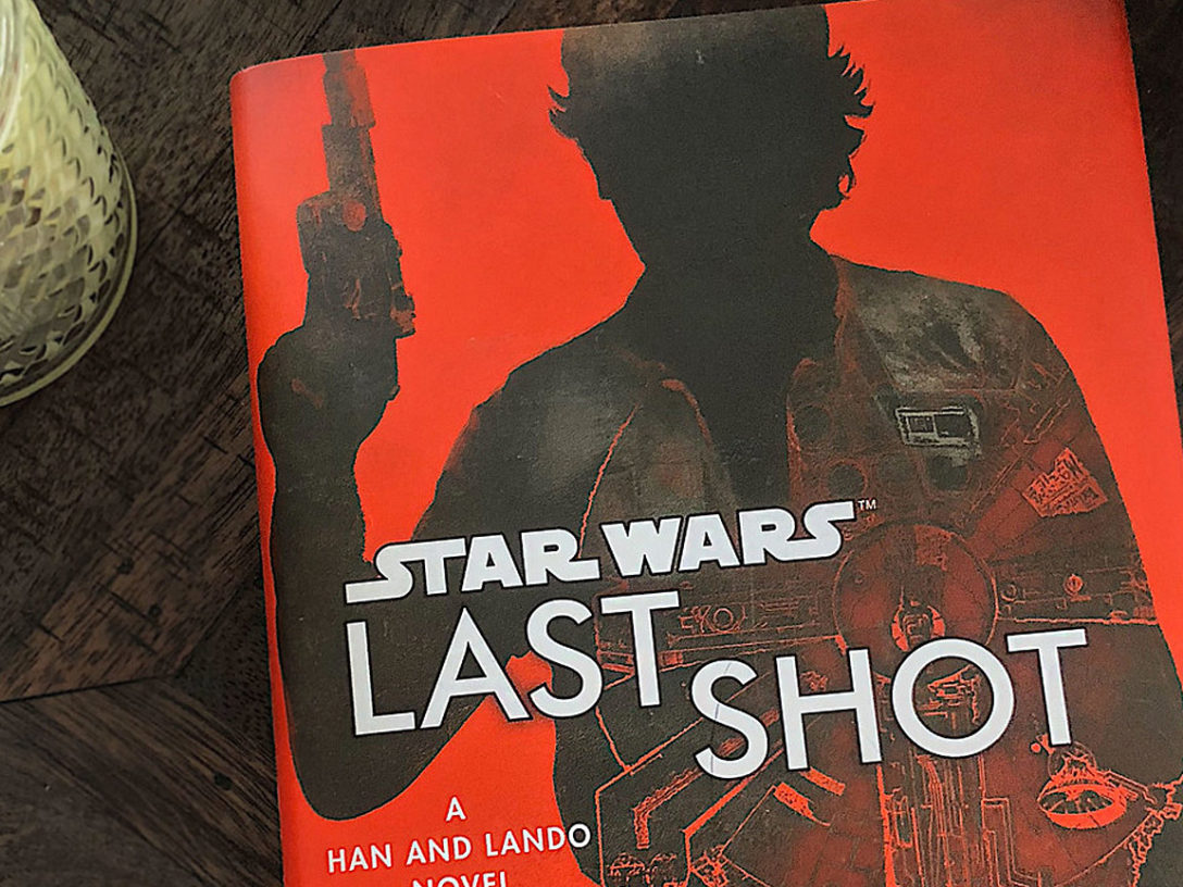 The sagas 90s trading cards return in the beautiful star wars last shot author daniel jos older on han solo the dad and why lando needs l3 37 nvjuhfo Images