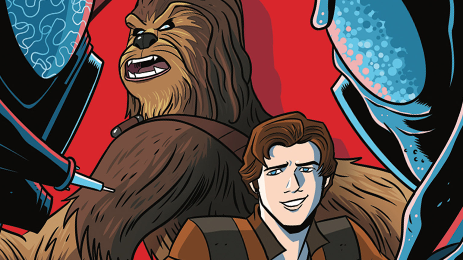 Star Wars Adventures Free Comic Book Day 2018 – Exclusive Preview!