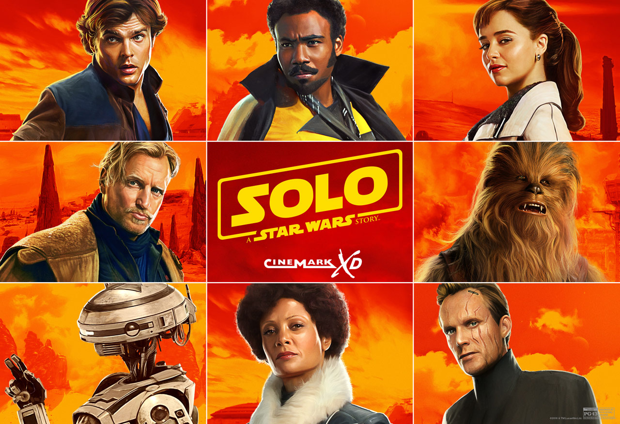 Solo A Star Wars Story Ticket Offers And Giveaways