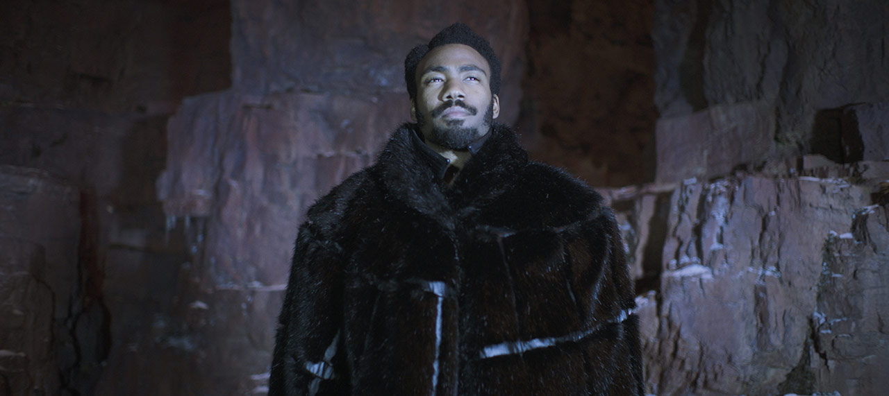 How Prince And The Clash Inspired The Look Of Lando And Han