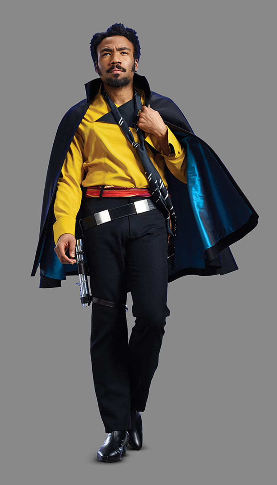 Solo: How Prince And The Clash Inspired The Look Of Lando And